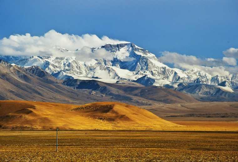 西藏旅游_珠穆朗瑪峰 旅游熱門景區